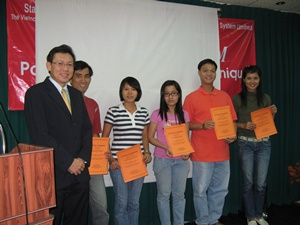 Training Program in HCMC