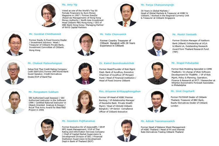 Senior Consultants