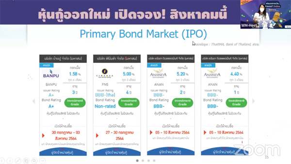 Bond Info